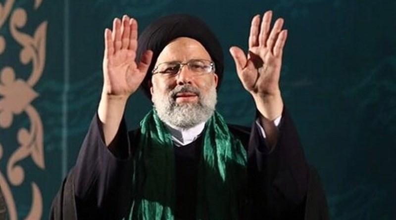 Iran's Judiciary Chief Hojatoleslam Seyed Ebrahim Raeisi. Photo Credit: Tasnim News Agency