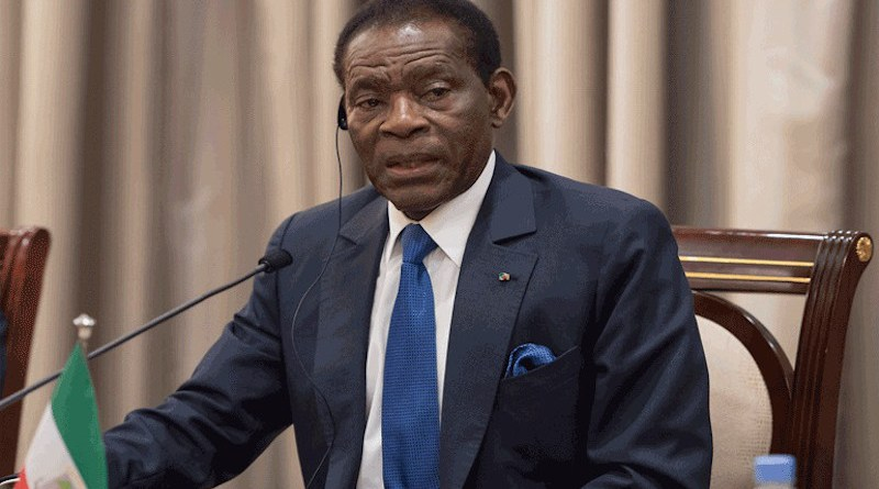 President of Equatorial Guinea, Teodoro Obiang. (Photo supplied)