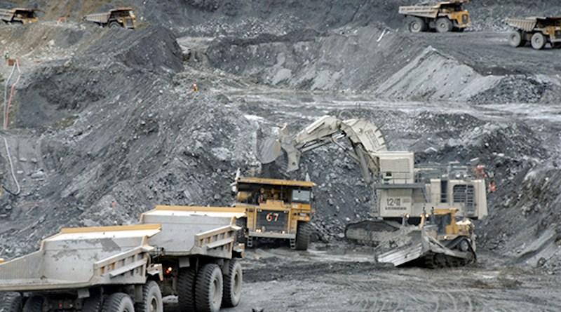 Kumtor gold mine in Kyrgyzstan. Photo Credit: Centerra Gold