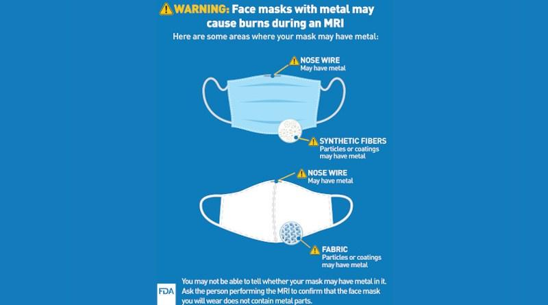 MRI face mask