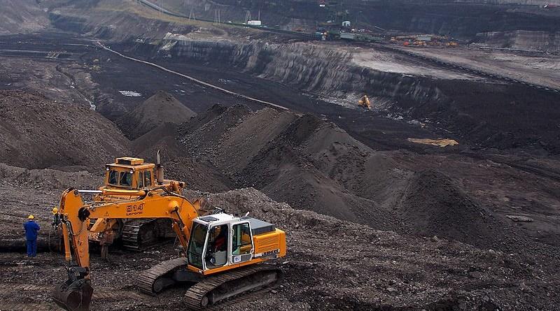 Turów mine. Photo Credit: Anna Uciechowska, Wikipedia Commons