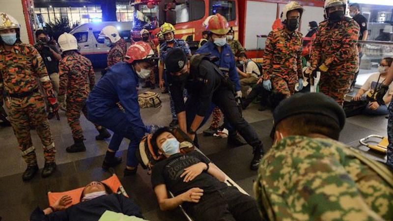 Malaysia: At Least 200 Injured In Kuala Lumpur Train Collision