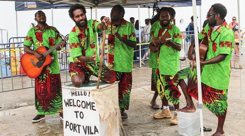 Vanuatu Music Group South Sea Welcome Band