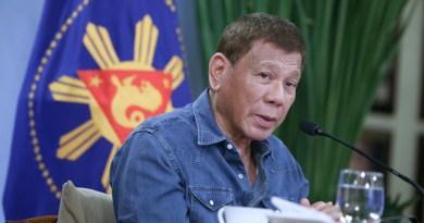Philippine President Rodrigo Duterte. Photo Credit: Presidential Communications Operations Office