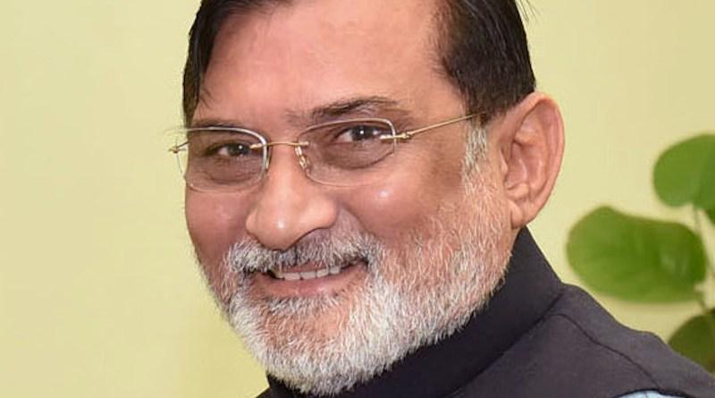 India's Praful Khoda Patel. Photo Credit: Vice President's Secretariat, Wikipedia Commons