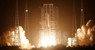 File photo of China launching a spacecraft. Photo Credit: Fars News Agency