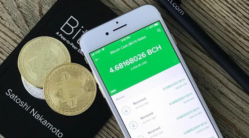 Bitcoin. CREDIT: Creative commons via Pxhere