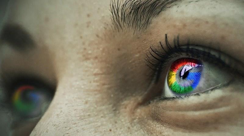 Eye Google Detail Macro Face Structure Internet