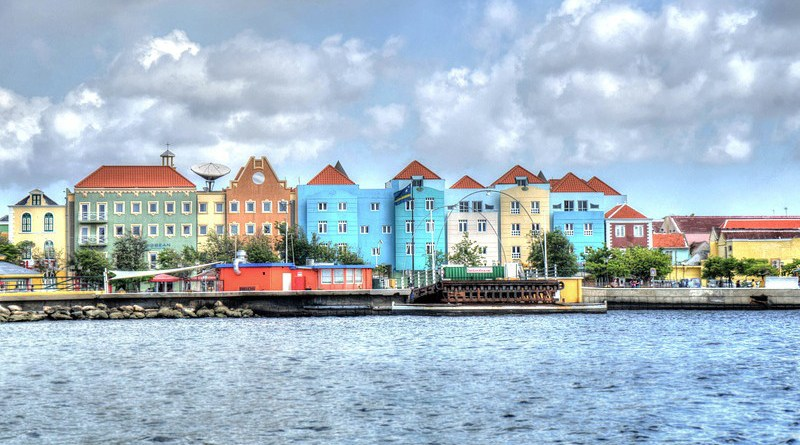Willemstad Curacao Caribbean Antilles Dutch City