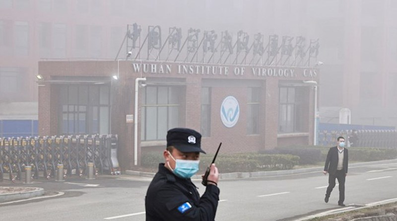 China's Wuhan Institute of Virology. Photo Credit: Fars News Agency