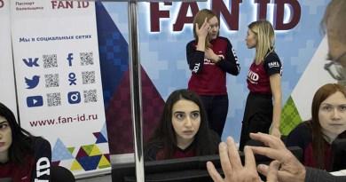 Russia - Fan ID (Photo supplied)