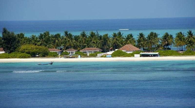 Kadmat Island, Lakshadweep, India. Photo Credit: Manvendra Bhangui, Wikipedia Commons