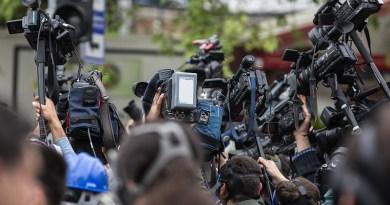 press media camera tv television news