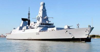 File photo of UK Royal Navy's HMS Defender. Photo Credit: Royal Navy, Wikipedia Commons