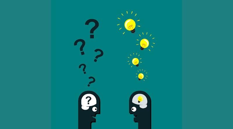 decisions Question Questions Man Head Success Lamp Brain