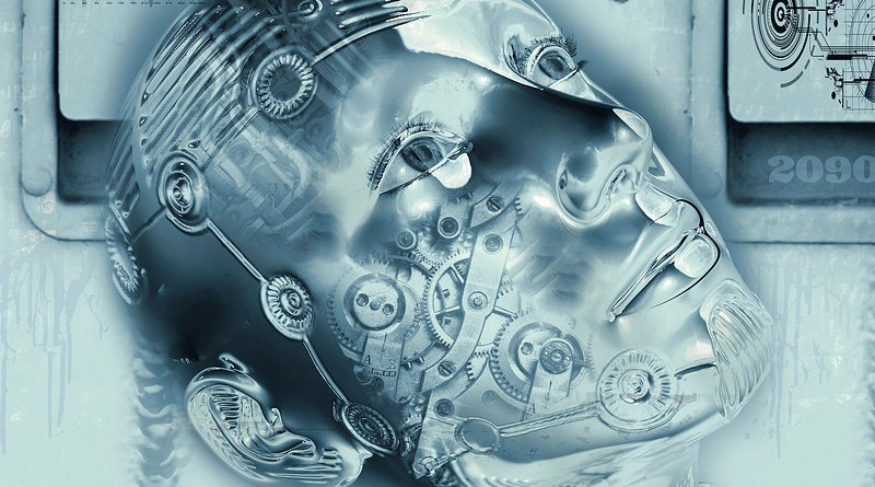 robot cyborg artificial intelligence