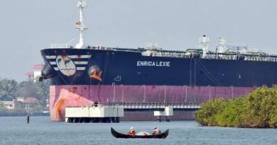 The Enrica Lexie. (Photo supplied)