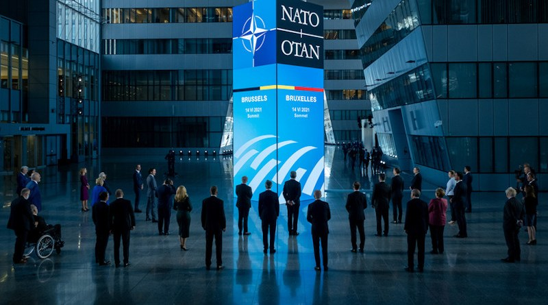 NATO leaders at summit in Brussels. Photo Credit: NATO
