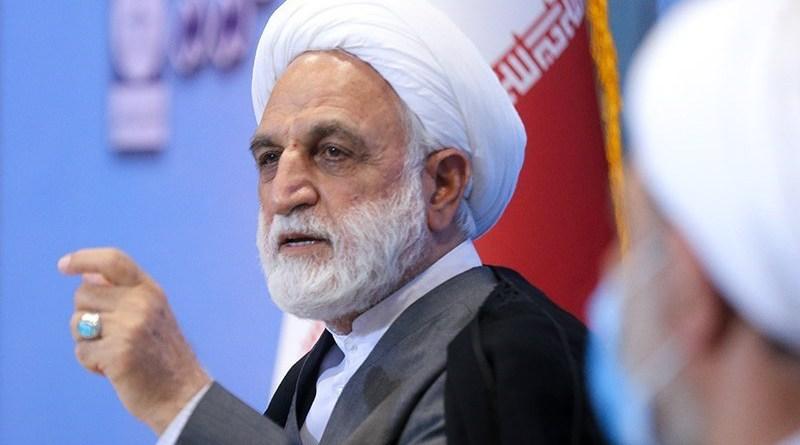 Iran's Gholamhossein Mohseni Ejehi. Photo Credit: Tasnim News Agency