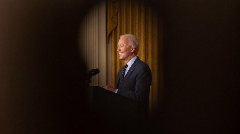 US President Joe Biden. Photo Credit: Official White House photo, Cameron Smith