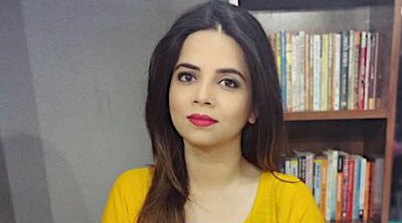 Sania Ahmed found her photograph uploaded on 'Suli Deal' auctioning app. Credit: Handout
