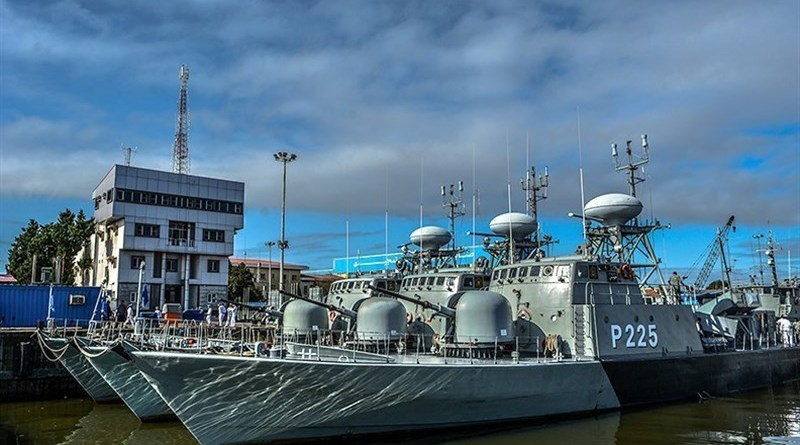 Iranian Navy. Photo Credit: Tasnim News Agency