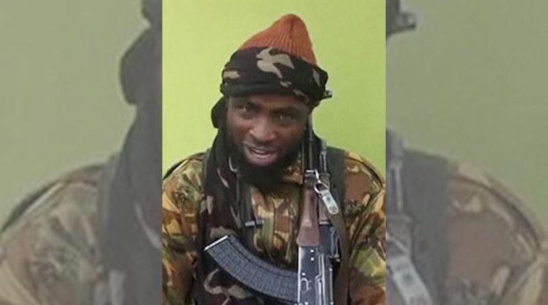 Boko Haram leader Abubakar Shekau. Credit: Wikipedia Commons