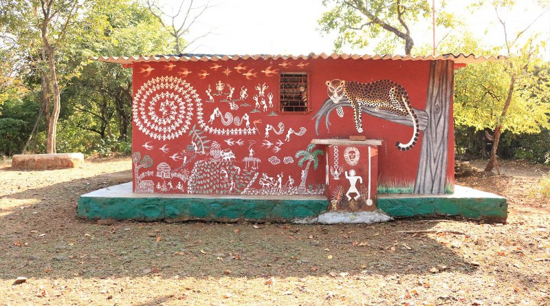 The researchers have identified over 150 shrines dedicated to worshipping Waghoba CREDIT Ramya Nair