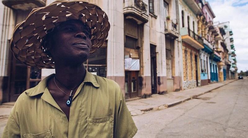 Cuba Portrait People Human Man Street Outdoor Havana