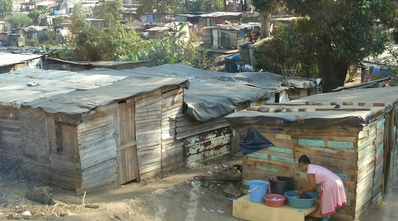 Poverty Slum Shanty Town Shanty Poor South Africa