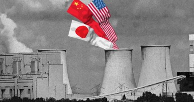 A previous study led by Princeton University researchers found China to be the largest public financier of overseas power plants, particularly coal plants. Now, in a follow-up analysis, they report that Japan and the United States follow closely behind, supporting mostly gas and coal power overseas. CREDIT: Egan Jimenez, Princeton University