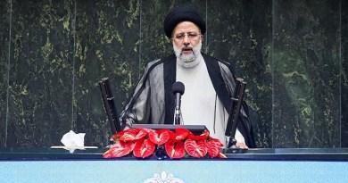 Iran's President Ebrahim Raeisi. Photo Credit: Tasnim News Agency