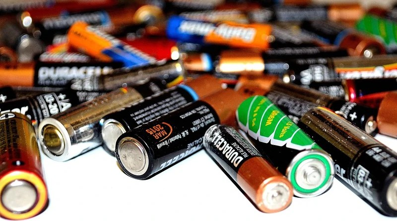 Battery Recycling Energy Batteries Rechargeable