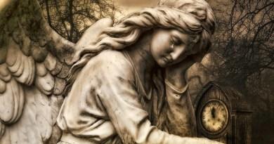 Gothic Fantasy Dark Dark Angel Angel Tear Mystery End Times