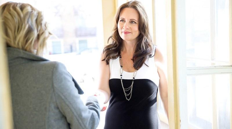Job Interview Interview Job Businesswoman Woman Executive