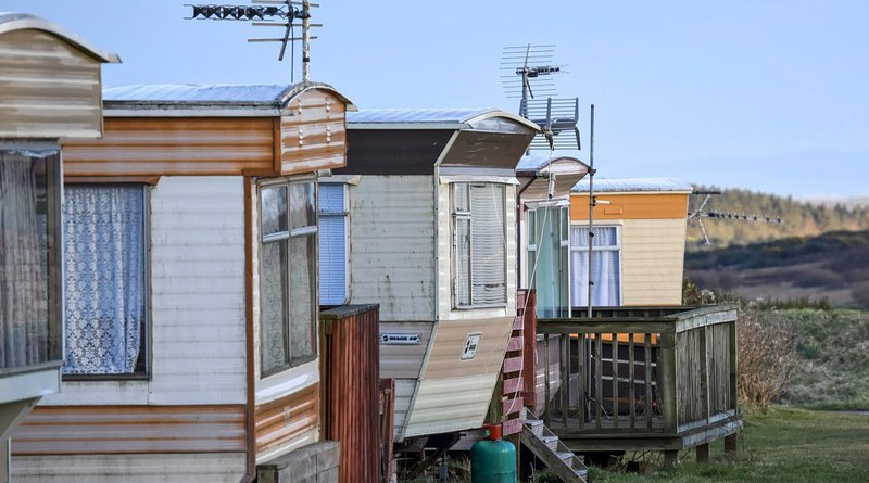 trailer park mobile home poverty