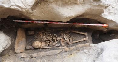 Hispano-Visigothic tomb in Ojo Guareña/Miguel Ángel Martín Merino