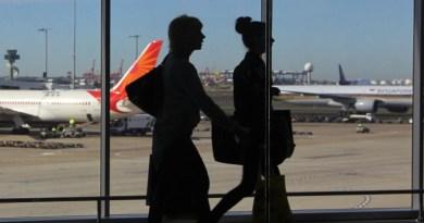 Australia Silhouette Passenger Terminal Airport Travel Image