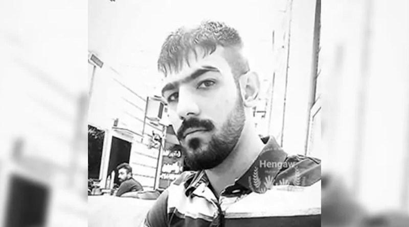 Amirhossein Hatami. Photo Credit: Hengaw Organization, Iran News Wire