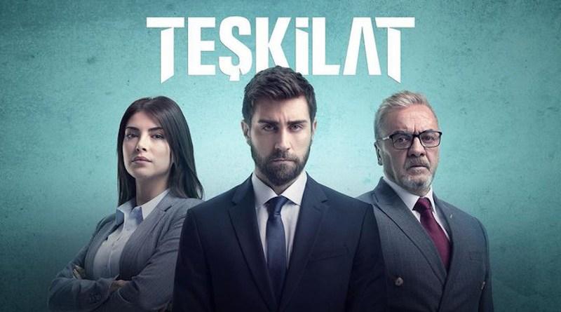 Turkey's TV series Teskilat. (Social media)