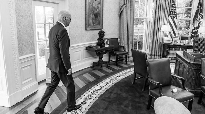 File photo of US President Joe Biden. (Official White House Photo by Adam Schultz)