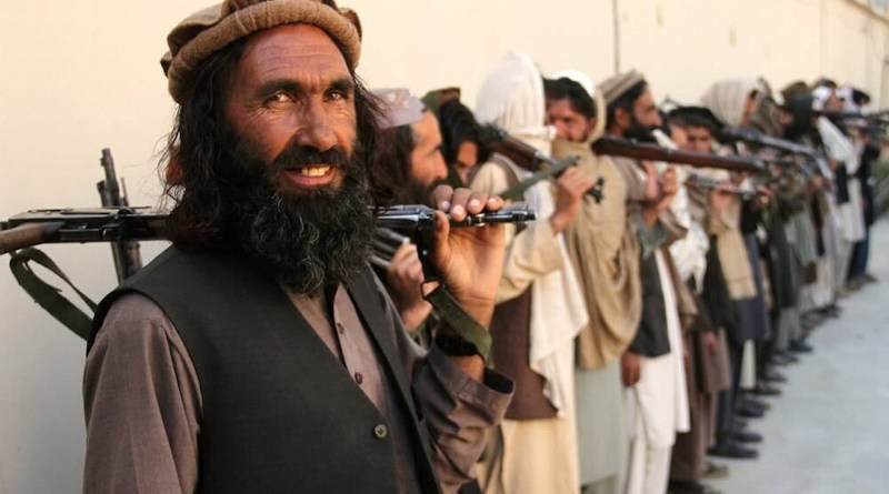 Taliban fighters in Afghanistan. Photo Credit: Mehr News Agency