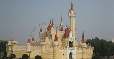 Beijing Shijingshan Amusement Park. Photo Credit: Dyliu714, Wikipedia Commons