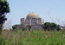 The unfinished and abandoned Juragua Nuclear Power Plant in Cienfuegos, Cuba. Photo Credit: David Grant, Wikipedia Commons
