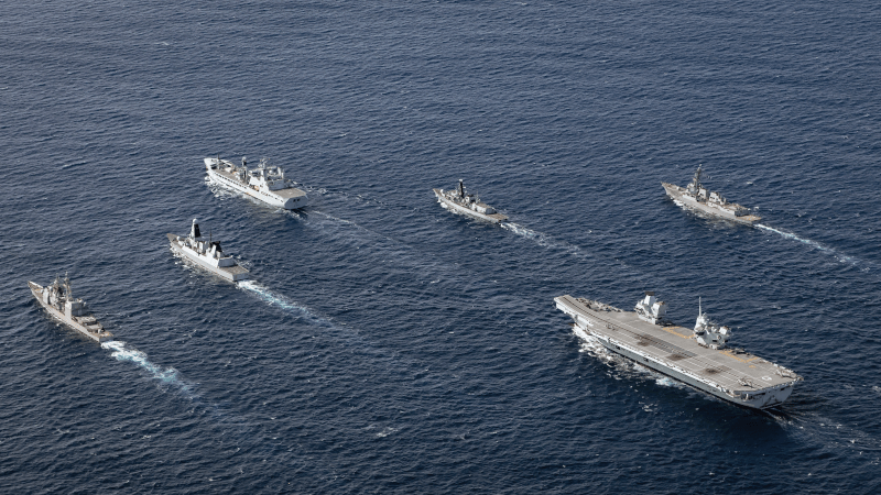 Britain Stages Comeback In Indian Ocean – Analysis