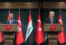 File photo of Iraq's PM Mustafa Al-Kadhimi with Turkey's President Recep Tayyip Erdogan. Photo Credit: Turkish President's Office