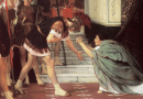 Proclaiming Claudius Emperor, by Lawrence Alma-Tadema. Credit: Wikipedia Commons