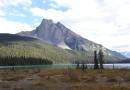 Emerald Lake in Yoho National Park, Canada CREDIT: (c) Luke Grant