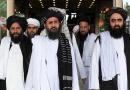 Taliban officials in the Qatari capital, Doha. Photo Credit: Fars News Agency