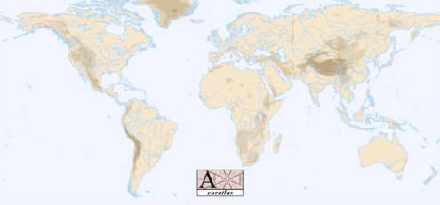 World Atlas  All the Mountains of the World The major Mountains of the World